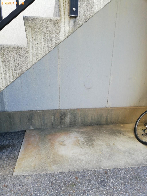 【宇部市】自転車の回収・処分ご依頼 お客様の声