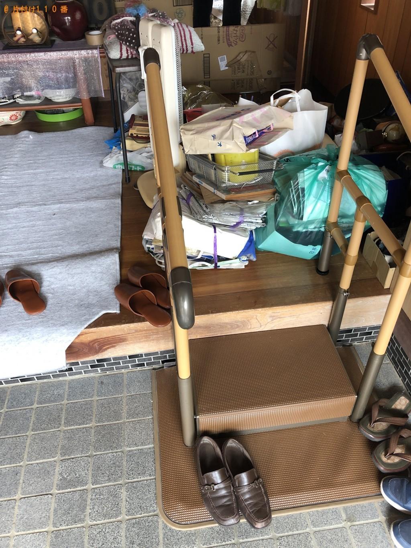 【周南市】軽トラック1台程度の出張不用品の回収・処分ご依頼
