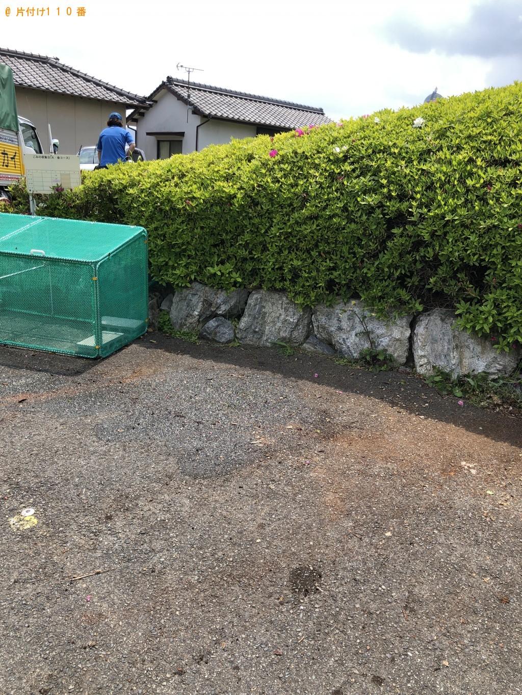【下関市長崎中央町】とたん、空の鉢等の回収・処分ご依頼