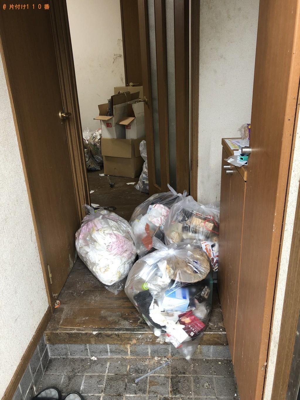 【周南市】2tトラックでの可燃ゴミの回収・処分 お客様の声