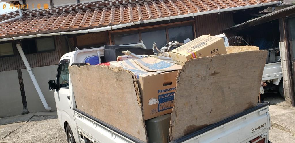 【下関市】掃除機、電子レンジ、ストーブ、布団乾燥機等の回収・処分