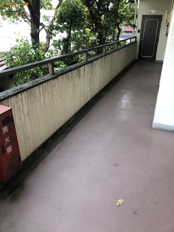 【周南市】布団、分解した家具、一般ごみ等の回収・処分ご依頼