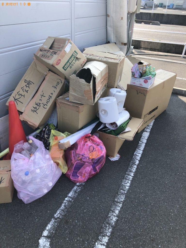 【大村市】軽トラック1台程度の出張不用品回収・処分ご依頼