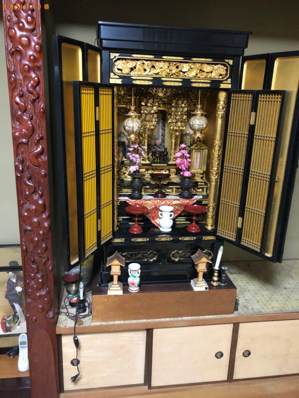 【宇部市】仏壇の回収・処分ご依頼 お客様の声
