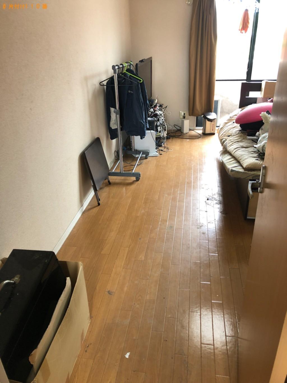 【下松市】部屋の片付け手伝いと一般ごみの回収・処分ご依頼