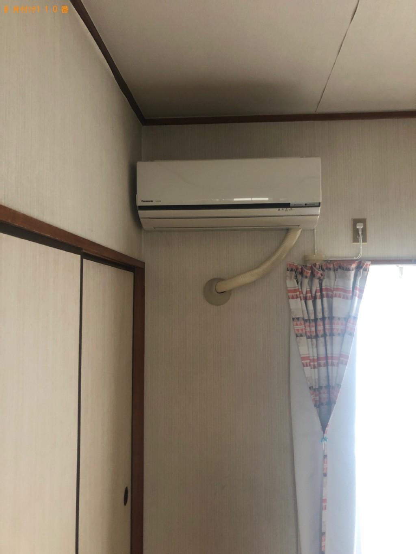 【周南市】冷蔵庫、エアコン、洗濯機、食器棚等の回収・処分ご依頼