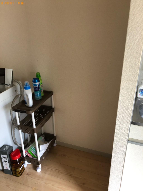 【宇部市】冷蔵庫、布団、ダブルベッド等の回収・処分ご依頼