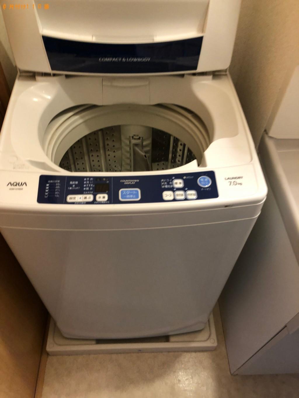 【下関市豊浦町】洗濯機の回収・処分ご依頼 お客様の声