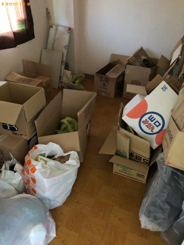 【文京区】一般ごみの回収・処分ご依頼 お客様の声
