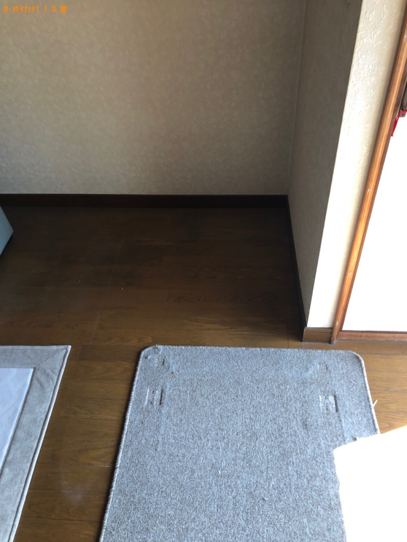 【柳井市】マッサージチェアの回収・処分ご依頼 お客様の声