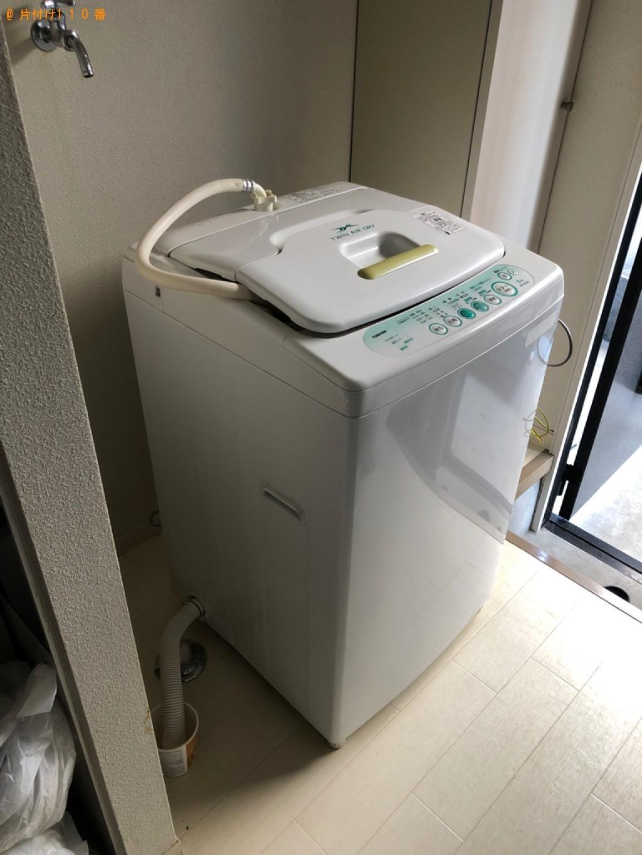 【宇部市】冷蔵庫、洗濯機、カーペットの回収・処分ご依頼
