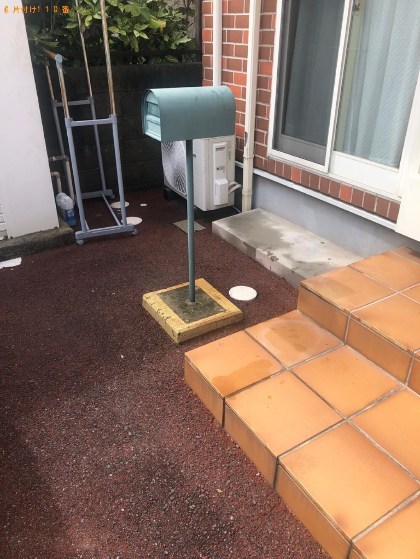 【岩国市】扇風機、椅子、一般ごみ等の回収・処分ご依頼 お客様の声