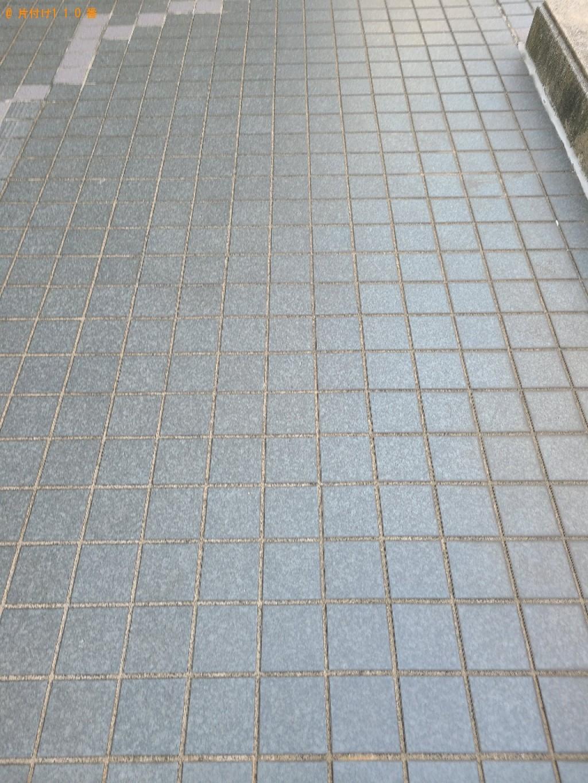 【鶴ヶ島市】遺品整理に伴いウレタンマットレス、折り畳みベッド等の回収・処分