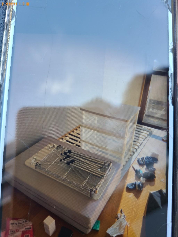 【下関市南部町】ウレタンマットレス、折り畳みベッド等の回収・処分