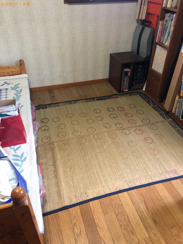 【岩国市由宇町】テレビ、エレクトーンの回収・処分ご依頼