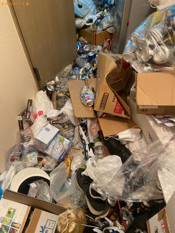【山口市】大量の一般ごみの回収・処分ご依頼 お客様の声