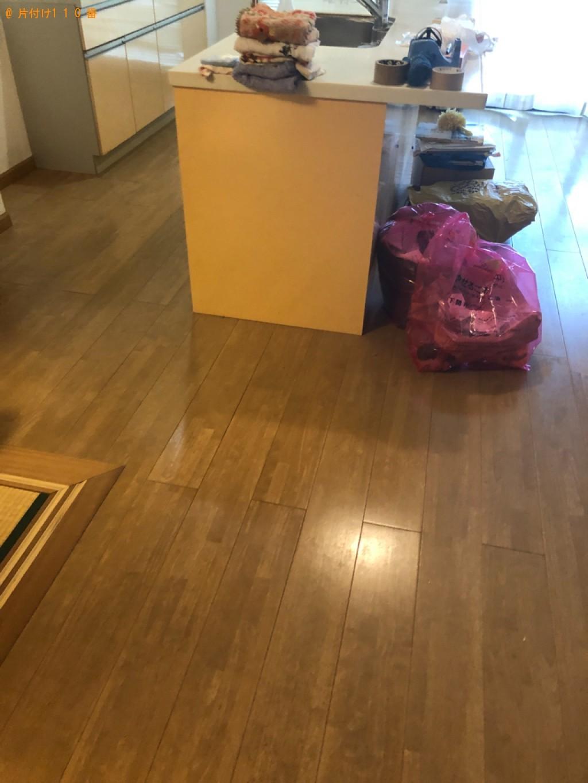 【下関市赤間町】プリンタ―、掃除機、本、一般ごみ等の回収・処分