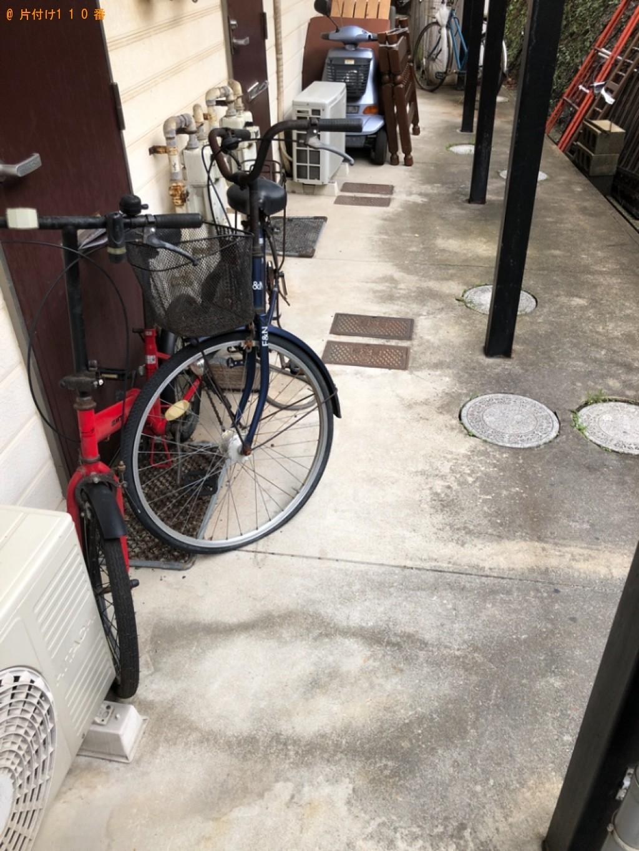 【下関市山の田中央町】冷蔵庫、洗濯機の回収・処分ご依頼