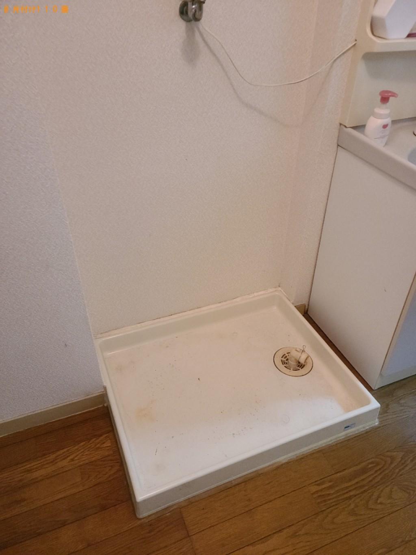 【下関市山の田本町】冷蔵庫、洗濯機、電子レンジ、タンス等の回収