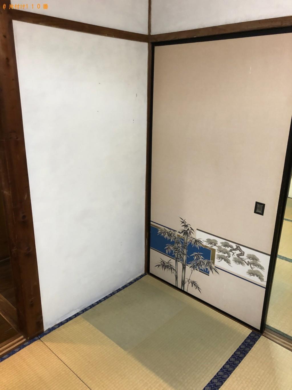 【下関市長府松小田北町】仏壇、エアコンの回収・処分ご依頼