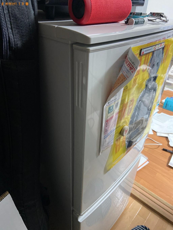 【下関市永田本町】冷蔵庫、洗濯機、ガスコンロ等の回収・処分ご依頼