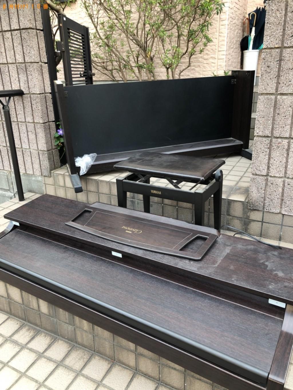 【下関市】電子ピアノの回収・処分ご依頼 お客様の声
