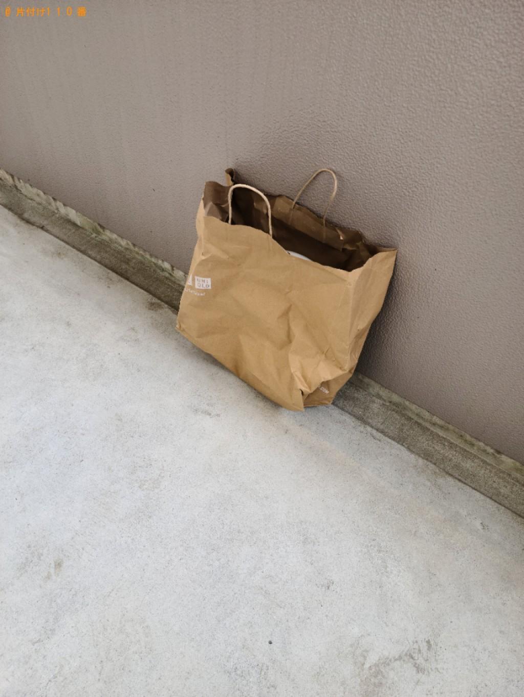 【下関市】物干し竿、バケツの回収・処分ご依頼 お客様の声
