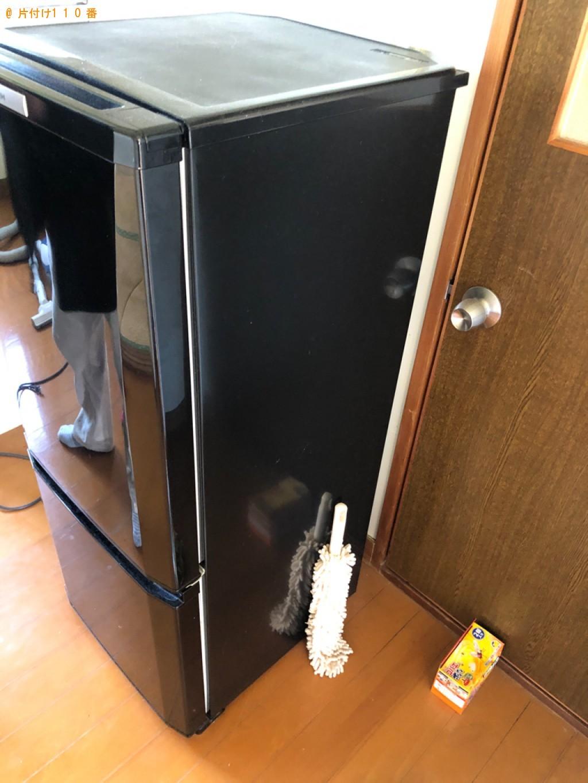 【宇部市】冷蔵庫、エアコン、洗濯機、こたつの回収・処分ご依頼