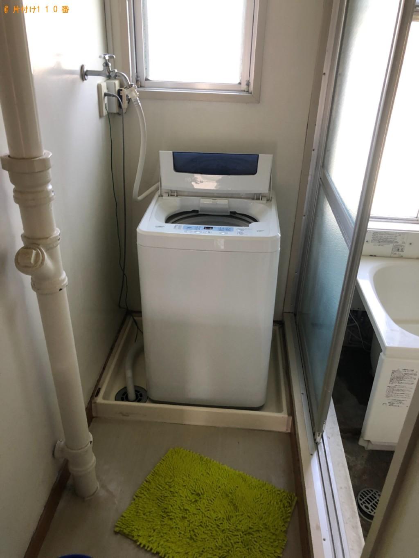 冷蔵庫、エアコン、洗濯機、こたつの回収・処分ご依頼