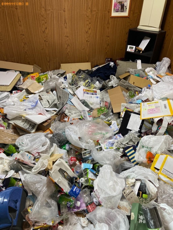 【萩市】一般ごみの回収・処分ご依頼 お客様の声