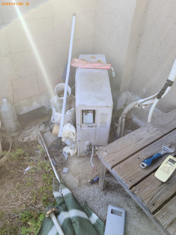 【山口市】冷蔵庫、エアコンの回収・処分ご依頼 お客様の声