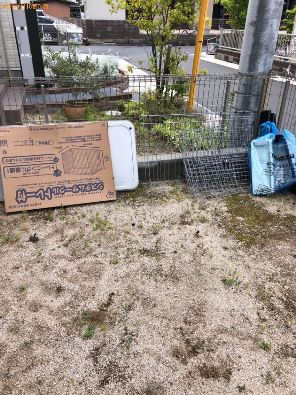 【下松市】ペット用品の回収・処分ご依頼 お客様の声