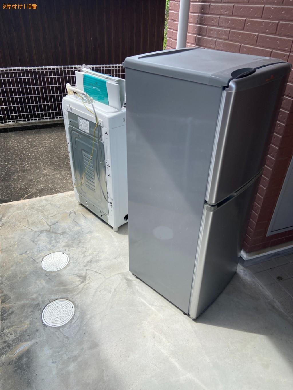 【山口市】冷蔵庫、洗濯機の回収・処分ご依頼 お客様の声