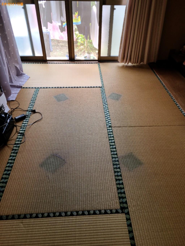【下関市伊倉町】ローテーブルの回収・処分ご依頼 お客様の声