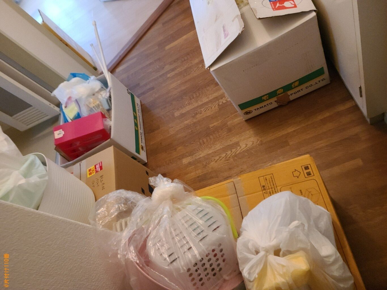 【下関市東向山町】冷蔵庫、洗濯機、タンス、電子レンジ等の回収