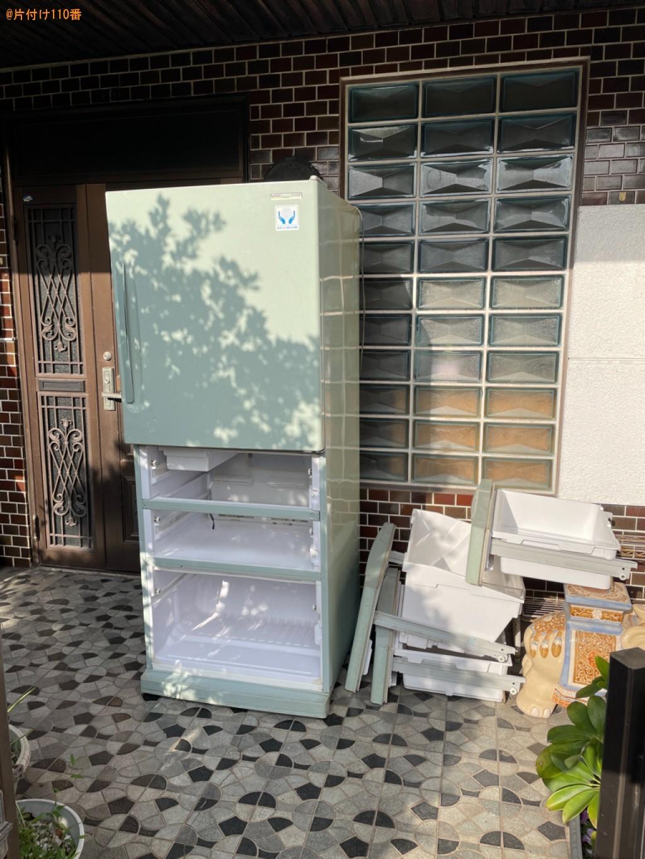 【下関市】冷蔵庫の回収・処分ご依頼 お客様の声