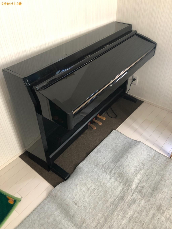 【防府市】電子ピアノの回収・処分ご依頼 お客様の声