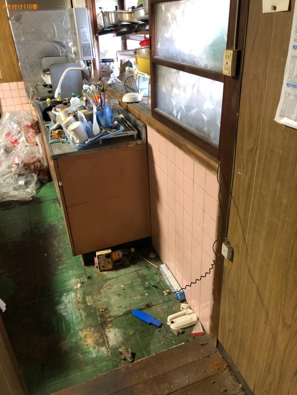 【宇部市】冷蔵庫、電子レンジの回収・処分ご依頼 お客様の声