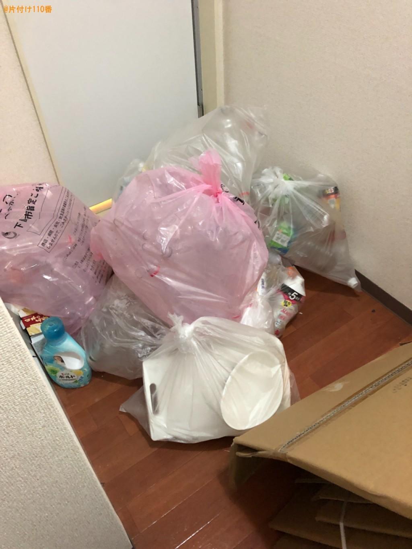 【下関市東大和町】椅子、ダンボール、一般ごみ、傘の回収・処分